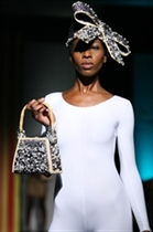 Style after Life… Forever Harl Taylor shows out at IWFW