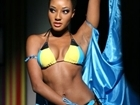 Eye candy from ICandy left the IWFW runway blazing