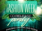  Mode les Ltd to launch Islands of the World Fashion Week CD: Vol. 1