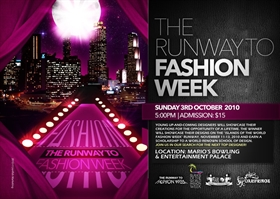 """IWFW local designer competition: """"Runway to Fashion Week"""""""